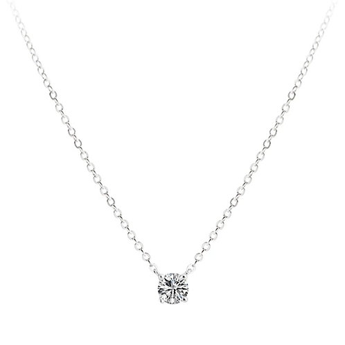 Solitair necklace