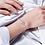 Thumbnail: Tennis flower bracelet