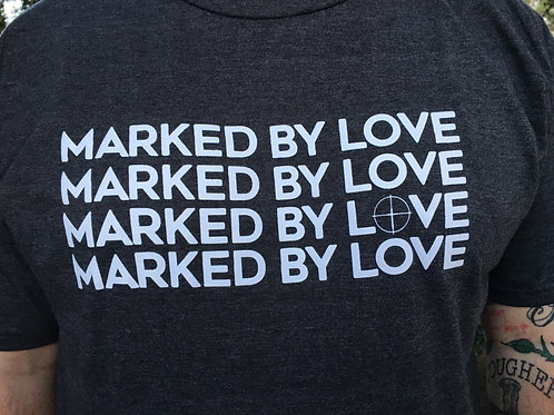 Marked By Love - Long Tee