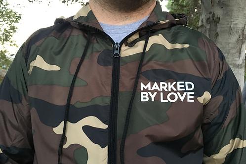 Marked By Love - Windbreaker Camo