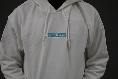 Faith Chapel Stitched Hoodie 9400