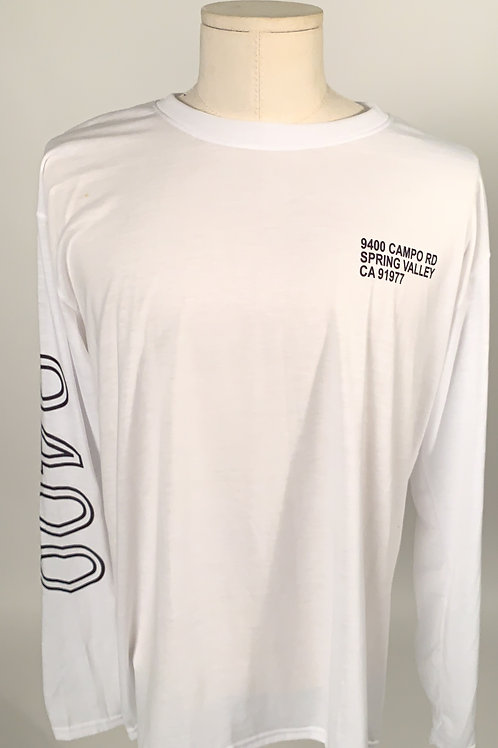9400 White Long Sleeve