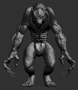 werewolf wip 2