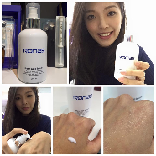 Image result for Ronas Stem Cell Serum
