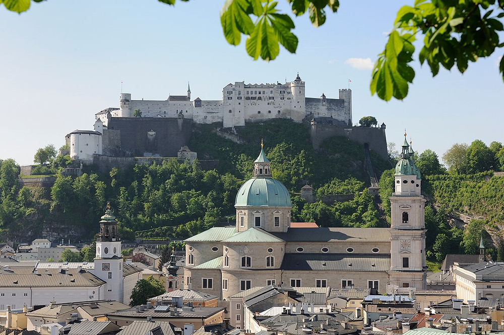 Salzburg Conference Destination of the month