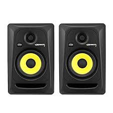 "ROKIT 5 G4 5"" Powered Near-Field Studio Monitors (PAIR)"