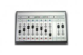 Arrakis ARC-TALK-BLUE 8-Channel Broadcast Console with USB & Bluetooth Channels