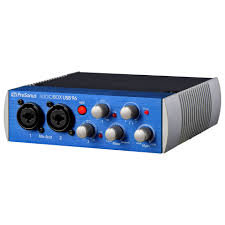 Presonus AudioBox USB 96: 2x2 USB 2.0 Audio Interface
