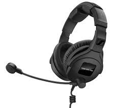 Sennheiser HMD300 Pro XQ-2 Broadcast Headset with cable
