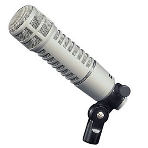 ElectroVoice RE20 Broadcast On-Air and Studio Microphone