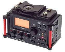 Tascam DR-60DMKII 4-track Recorder/Mixer for Production Audio