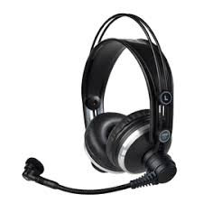 AKG HSD27 HSD271 professional over-ear, closed headset with cable
