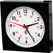 ESE LX5112 Analog Studio Clock