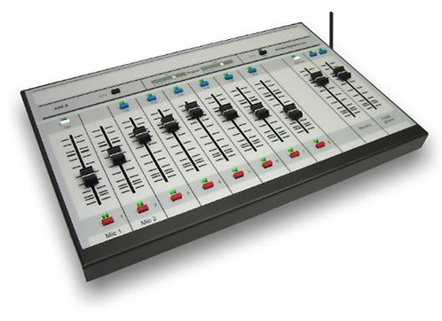 Arrakis ARC-8 8-Channel Broadcast Console