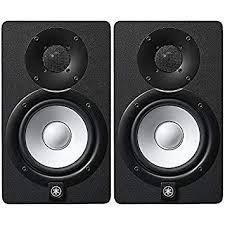 Yamaha HS5 powered studio monitors (PAIR)
