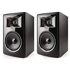 "JBL 308PMkII Powered 8"" Two-Way Studio Monitor (PAIR)"