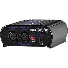 ART PHANTOM II PRO 48V Phantom power supply