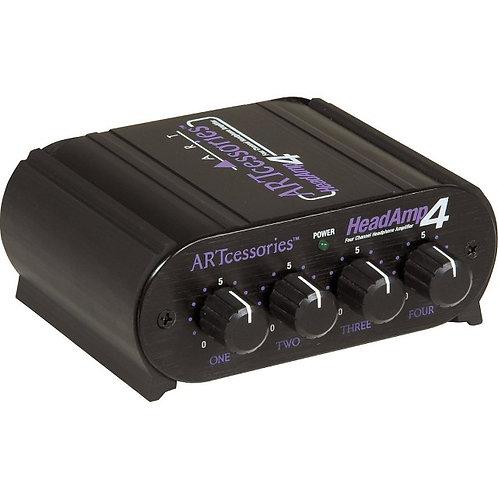 ART HEADAMP-4 4-Channel Headphone Amp