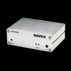 Barix Instreamer AoIP Audio Encoder