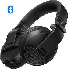 Pioneer HDJ-X5BT-K Over-ear DJ headphones with Bluetooth wireless-BLACK