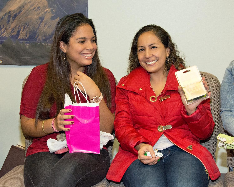 Gabriela and Paola