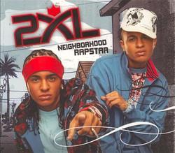 2XL Neighborhood Rapstar