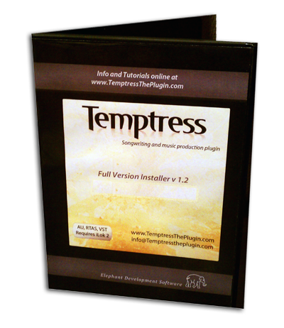 Temptress_ RTAS Software