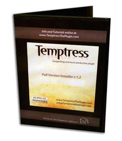 Temptress_ RTAS Software
