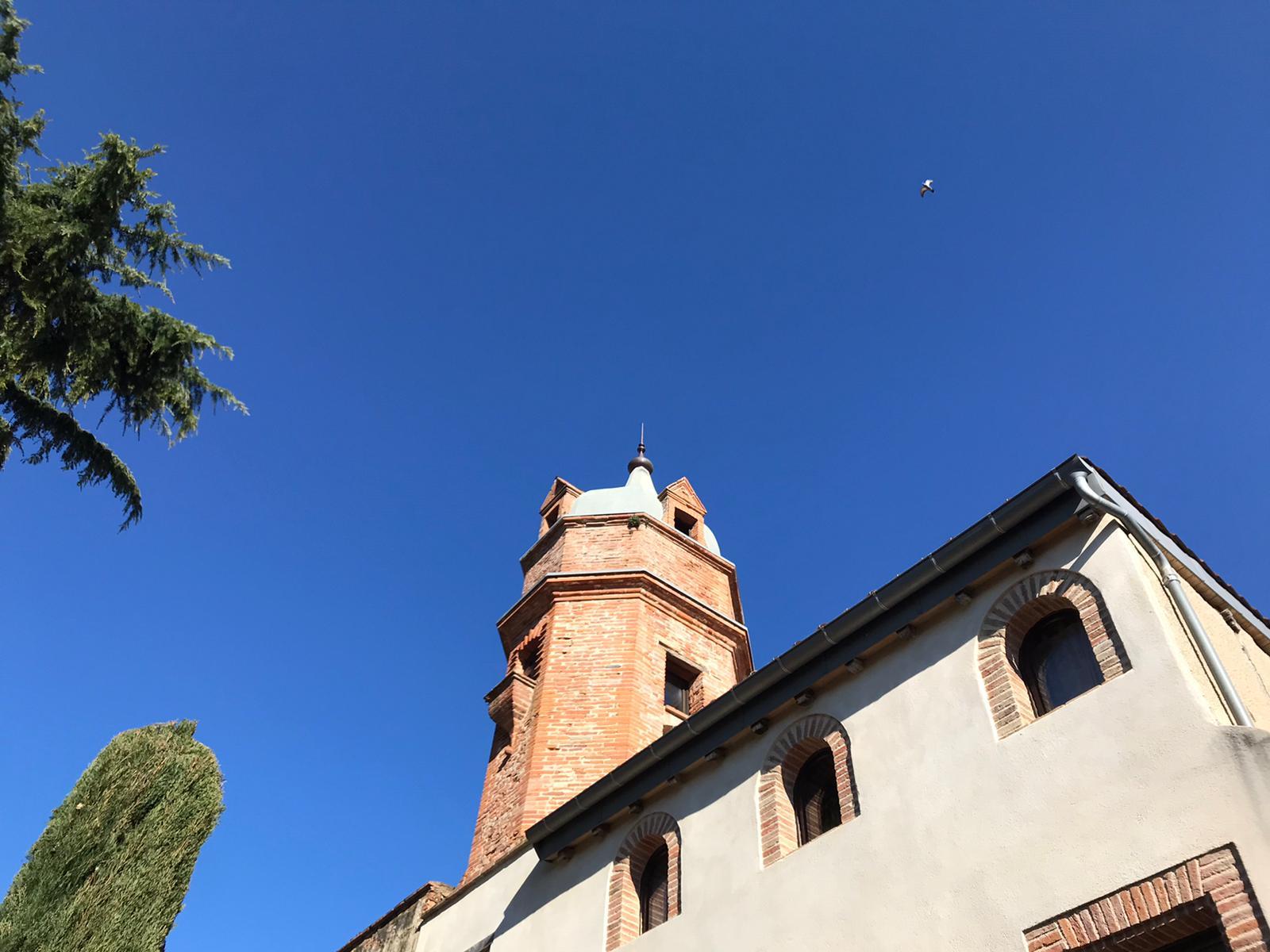 Byzantin ciel bleu
