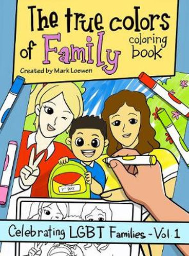 Colouring Book: The True Colours of Family
