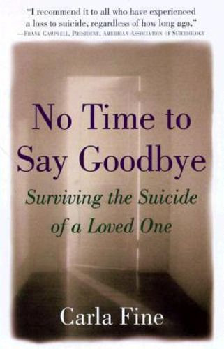 No Time To Say Goodbye