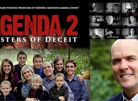CURTIS BOWERS, PRODUCER OF AGENDA MOVIES, TO SPEAK AT CHATTANOOGA TEA PARTY