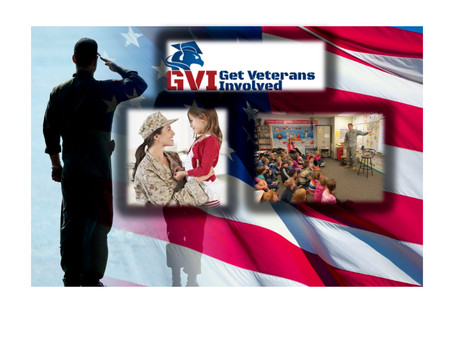GET VETERANS INVOLVED, INC. FOCUS OF  CTP MEETING