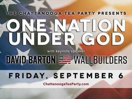 """One Nation Under God"" welcomes WallBuilders' David Barton"