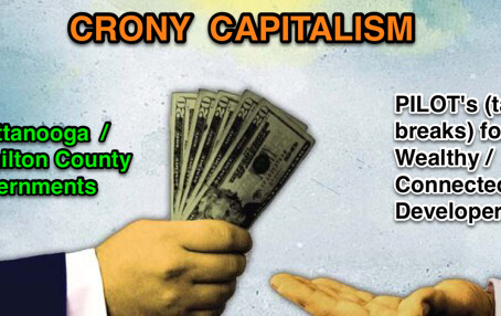 HELEN BURNS SHARP TO SPEAK REGARDING PILOT'S & CRONY CAPITALISM