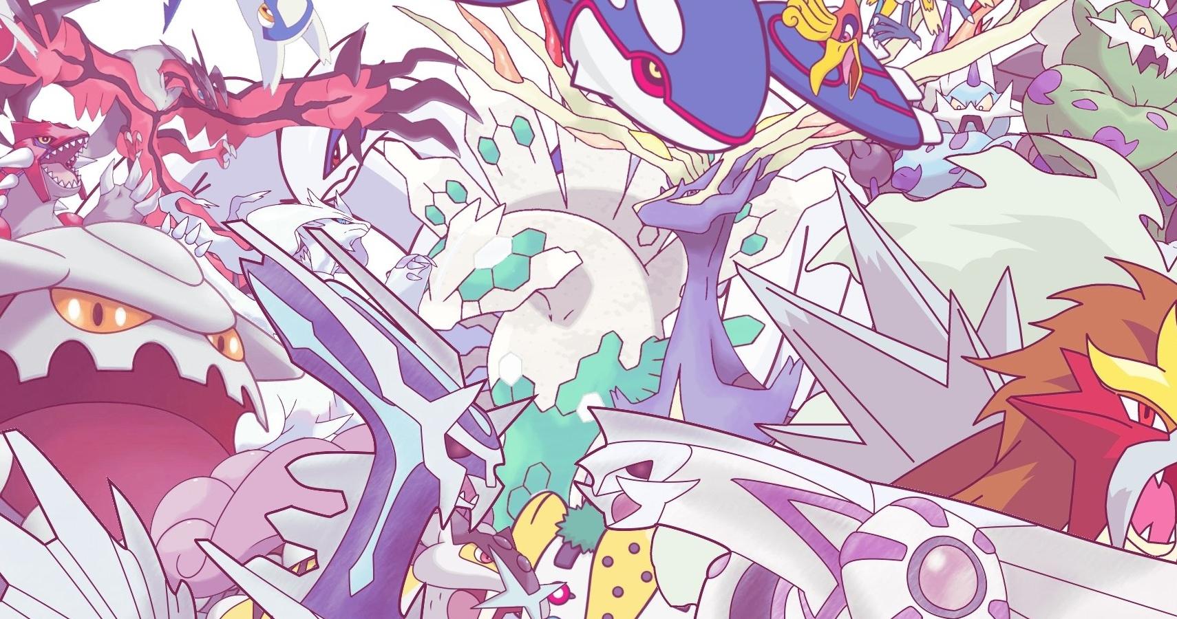 The 10 Best Legendary Pokémon Designs & Looks, Ranked
