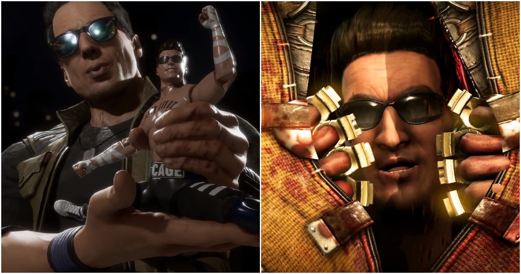 Mortal Kombat: All Johnny Cage Fatalities, Ranked