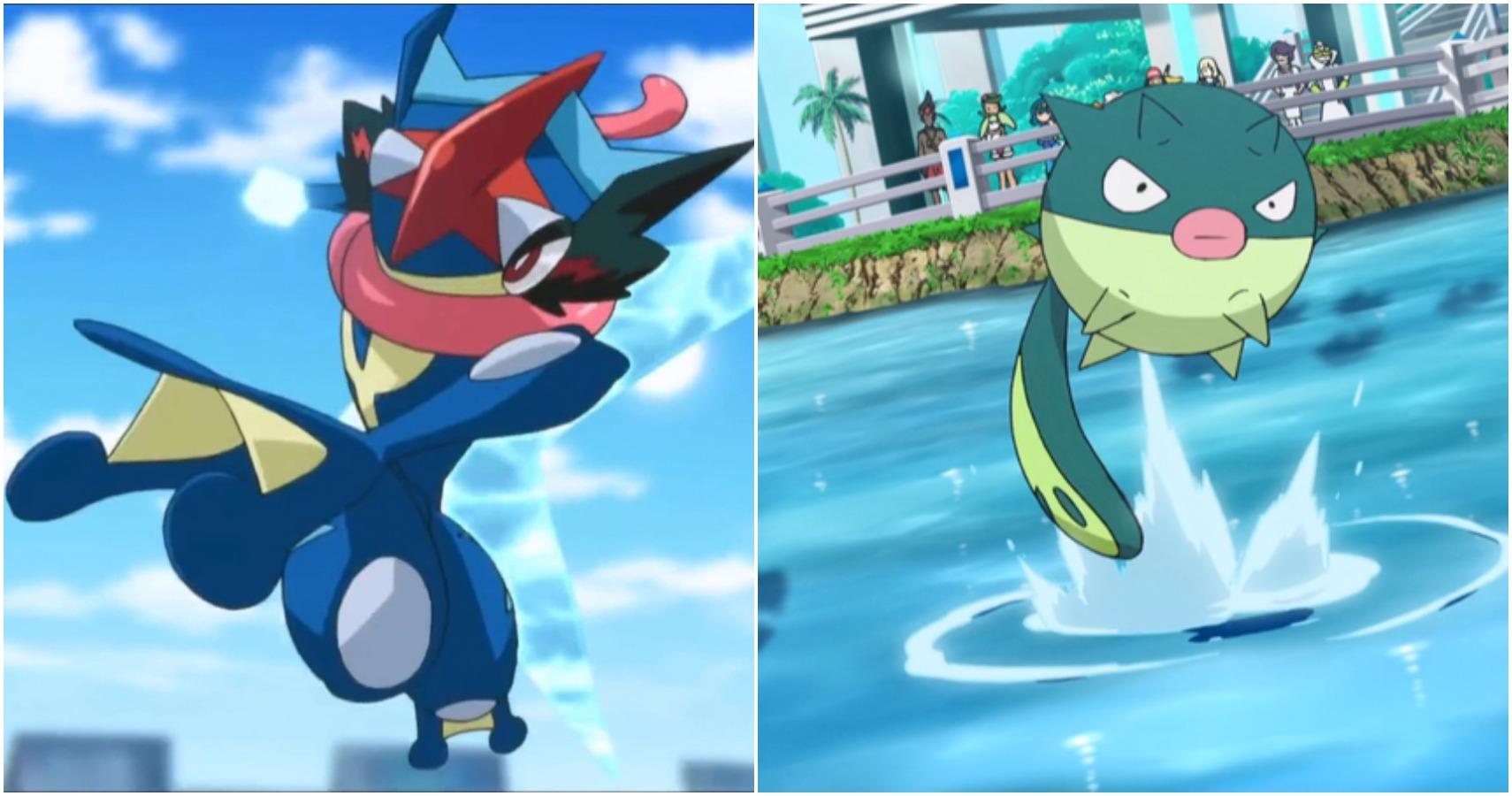 Pokémon: 5 Coolest Water-Type Pokémon Design (& 5 Of The Worst)