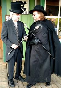 Gravesley and Borris