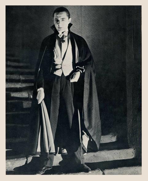 Bella Lugosi - Dracula 1931
