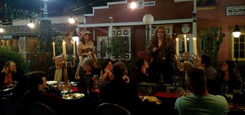 Dinner and Death at RavenHearse 20140214