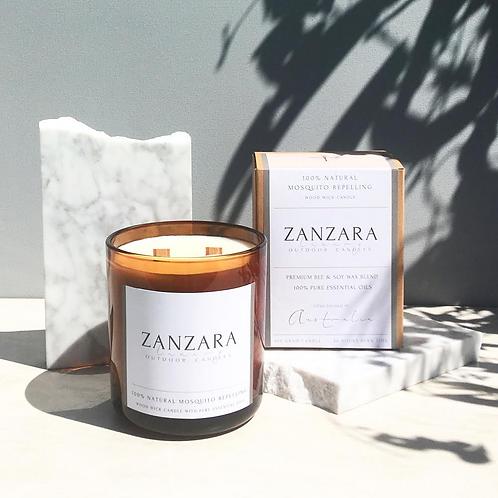 Zanzara Luxury Outdoor Candle