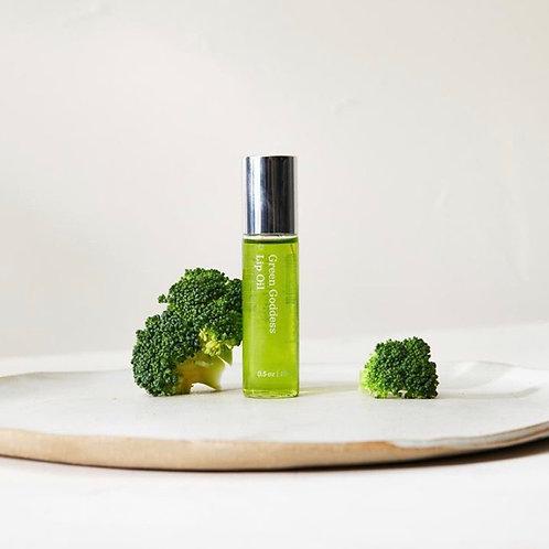 Edible Beauty Green Goddess Lip Oil 15ml