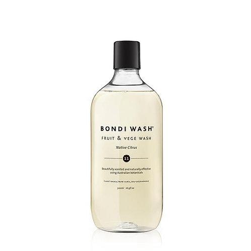 Bondi Wash Fruit & Vege Wash 500ml
