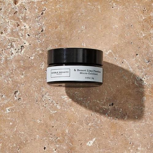 Edible Beauty Desert Lime Flawless Micro-Exfoliant 50ml