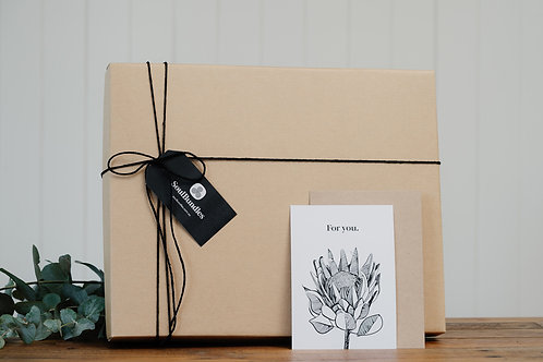 Gift Box & Card - Design your own Gift Bundle
