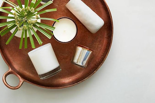 Conscious Candle Co Essential Oil Candle Lemongrass, Lemon & Eucalyptus 270g