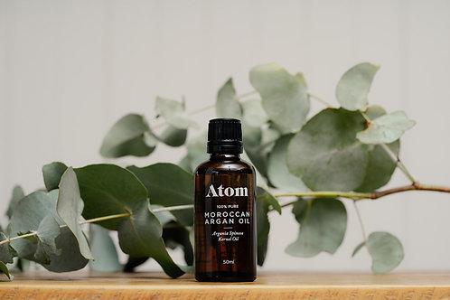 Atom Pure Moroccan Argan Oil 50ml