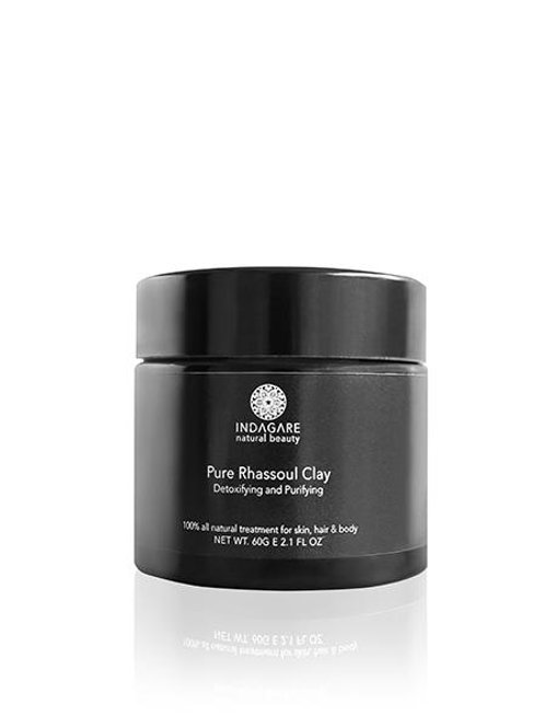 Indagare Pure Rhassoul Clay Mask 60g