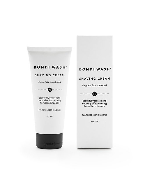 Bondi Wash Shaving Cream 100g